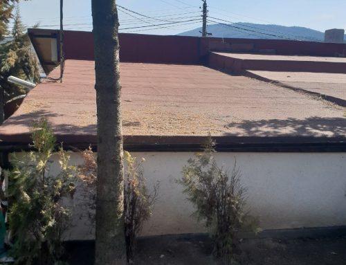 Дефекти на плоските покриви: Методи на отстраняване