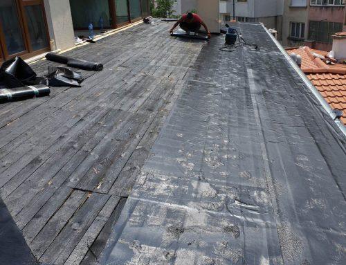 Изолация на фронтоните на таванското помещение отвътре