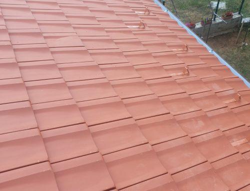 Оцелял ли е покривът през зимата?