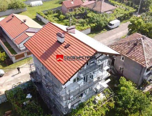 Ремонт на покриви град Радомир