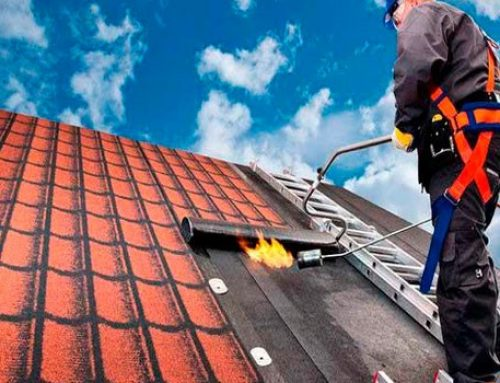 Ремонт на мек покрив, технологични характеристики
