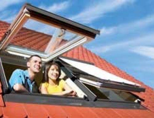 Покривните прозорци
